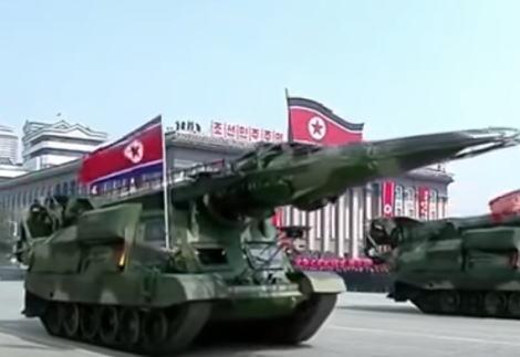北朝鮮 ミサイル 失敗 KN17