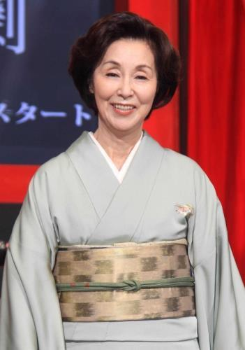 野際陽子 女優 NHK キイハンター 千葉真一 訃報