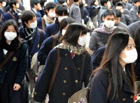 マスク 予防 花粉症 ファッション 海外 防犯 不審者