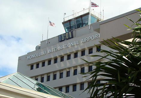 ホノルル空港 ダニエル・K・イノウエ国際空港 ダニエル・イノウエ 第442連隊 日系人部隊