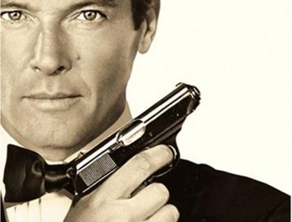 ロジャー・ムーア ジェームズ・ボンド 007 映画 訃報