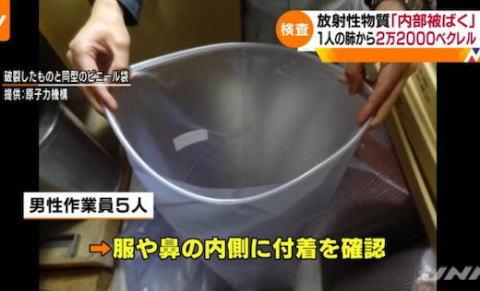 日本原子力研究開発機構 大洗研究開発センター 放射性物質 ウラン プルトニウム 被曝