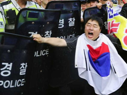 韓国人 火病 朴槿恵 訴訟 人の所為 斜め上 人治主義 OINK