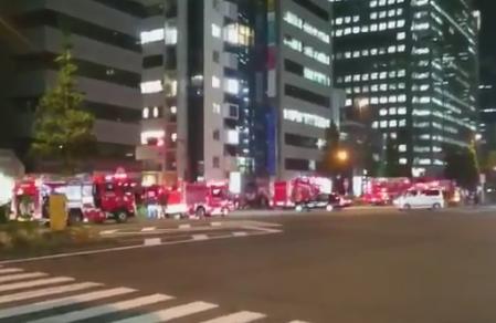 停電 爆発音 新宿 代々木