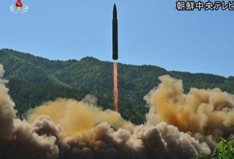 北朝鮮 ICBM 弾道ミサイル 金正恩 KN08 KN14 核 チャーハン