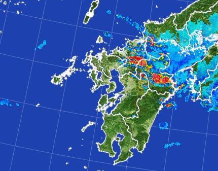 特別警報 大雨 福岡 朝倉
