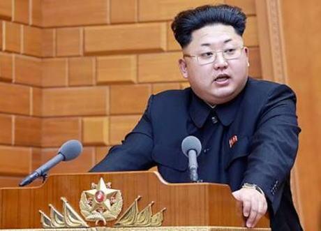 北朝鮮 ホットライン ICBM 弾道ミサイル 金正恩 火星14型