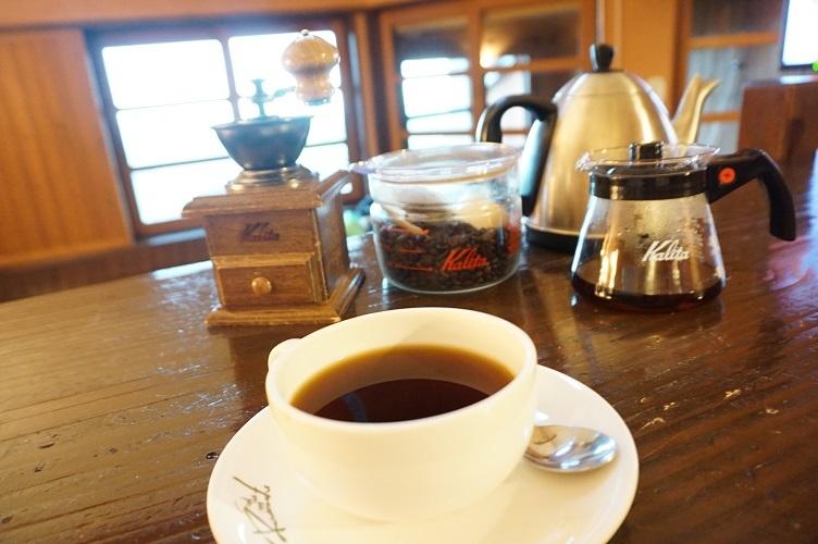 朝コーヒー1