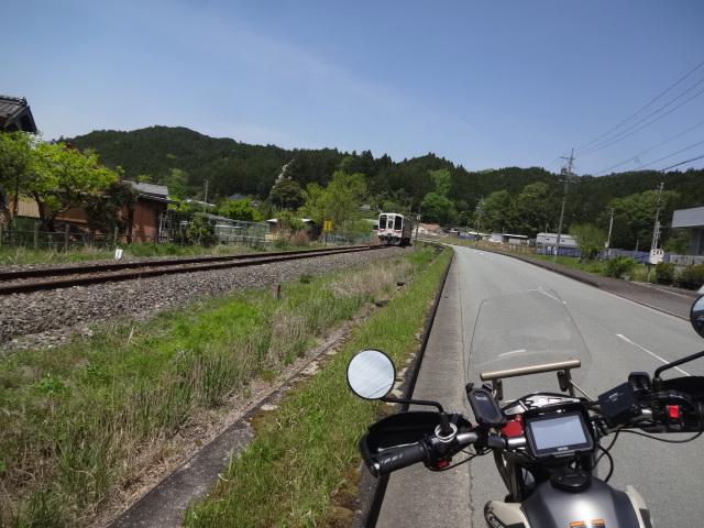名松セロー1