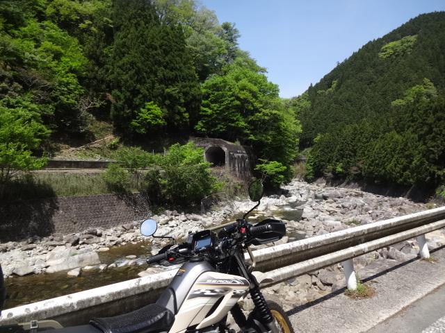 名松トンネル