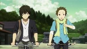 里志と奉太郎