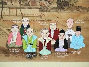 化政期の文化人