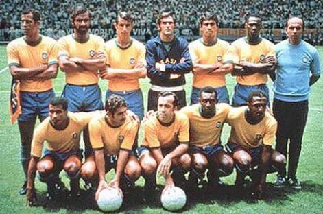 Campeão da Copa do Mundo 1970 # BRASIL