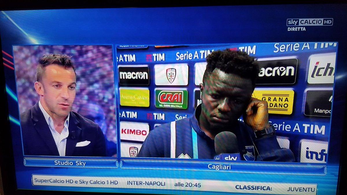 Del Piero to Muntari