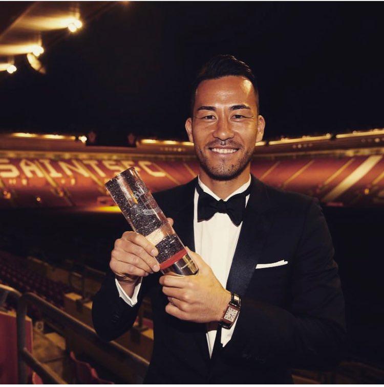 For his 201617 Presidents Choice Award, Southampton FC legend Terry Paine has chosen Maya Yoshida