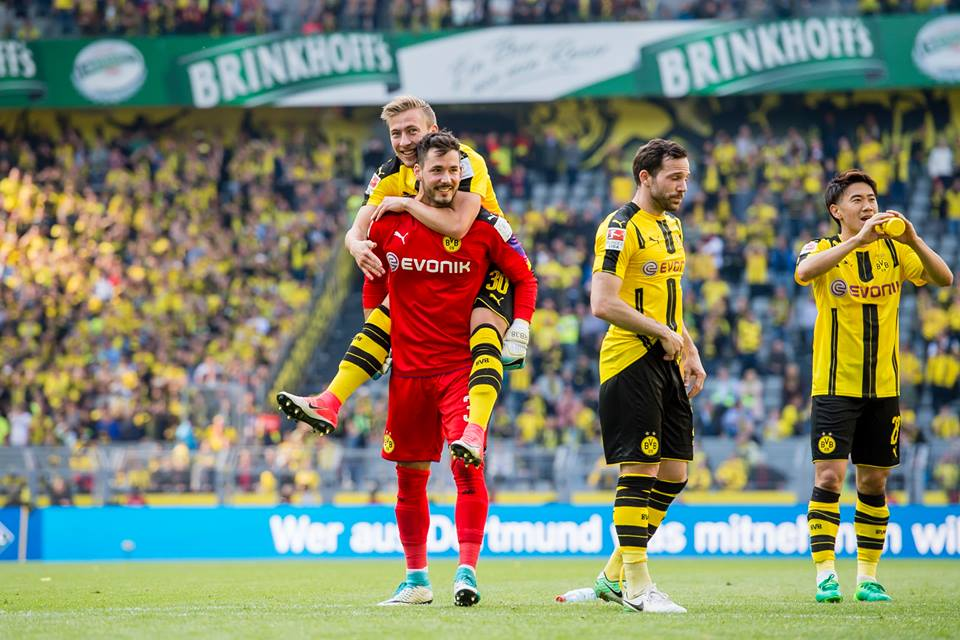 THATS IT! 2_1 HOME WIN!Borussia climb to 3rd in the table! BVB 2_1 Hoffenheim