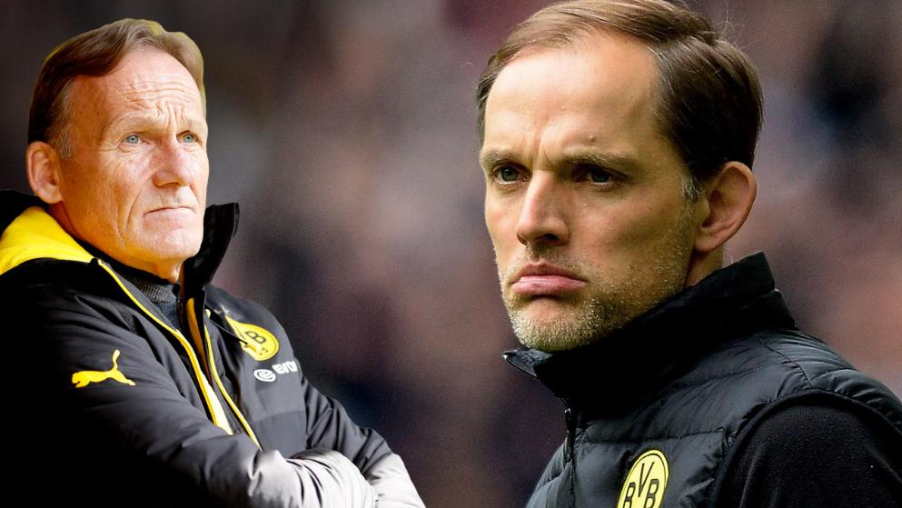 Antwort vom Dortmund-Trainer Tuchel-Frust nach Watzke-Interview