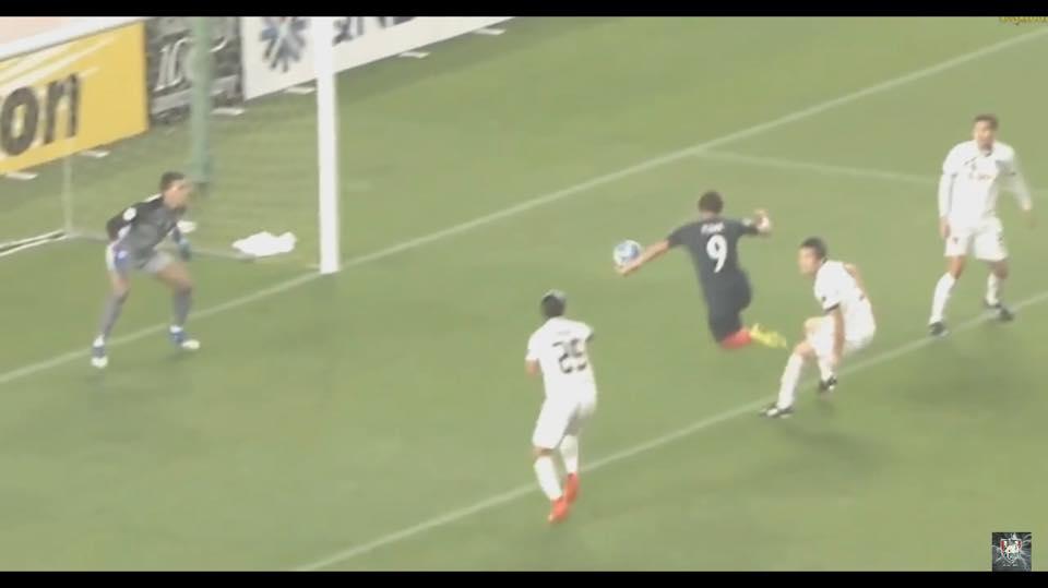 Yuma Suzuki goal agaisnt Muangthong United