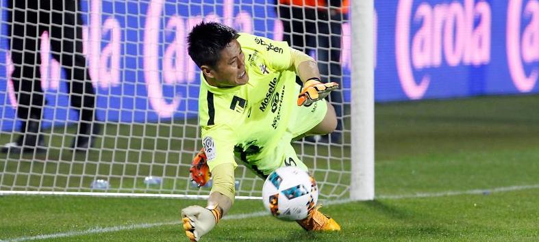Kawashima dans les 11 LEquipe et WhoScored de la semaine en Ligue 1