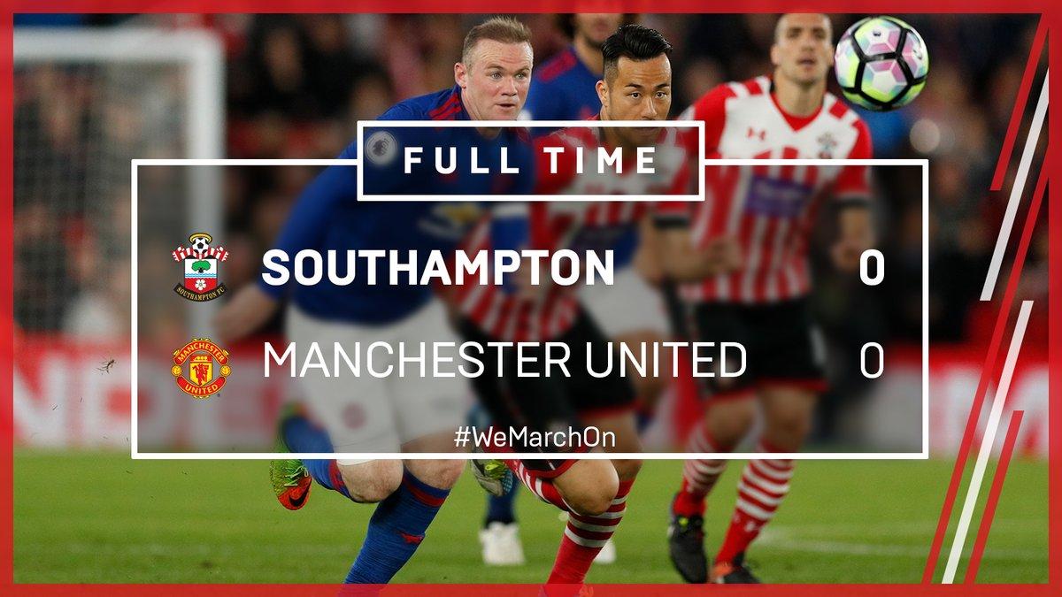 Southampton FC 0-0 Manchester United yoshida vs Rooney