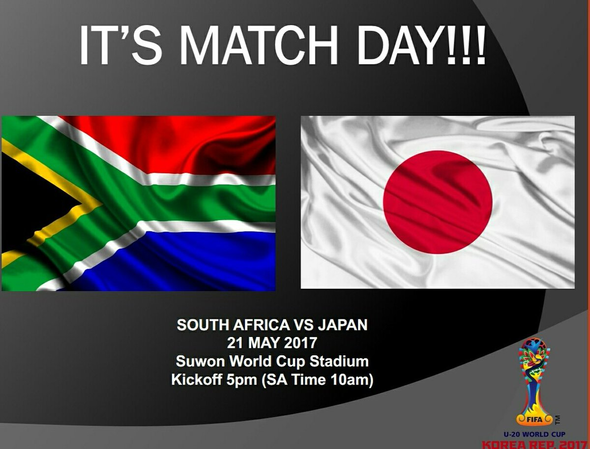 Its match day against Japan Catch the match live on Supersport at 10am SA time