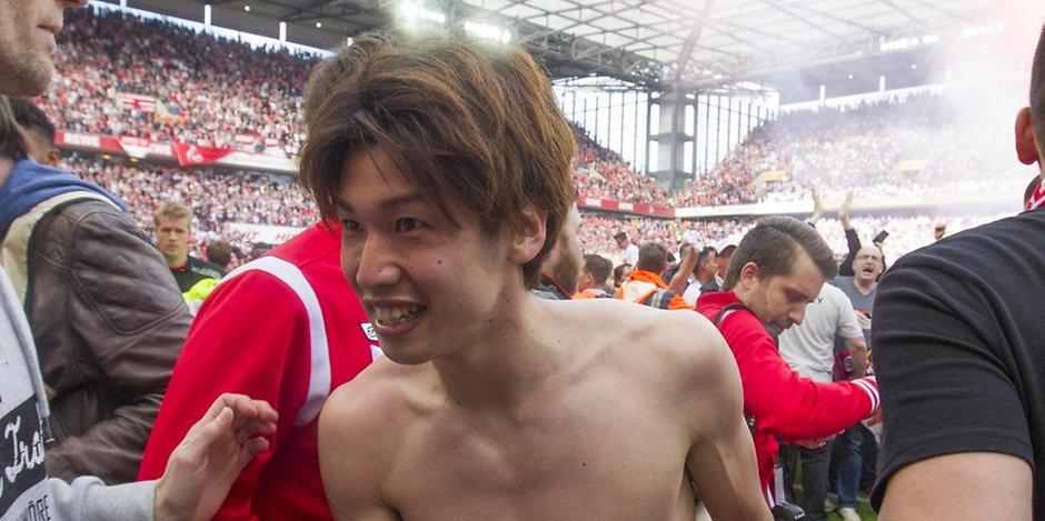Kölns Stürmer-Star So wurde Osako beim FC vom Pechvogel zum Euro-Helden