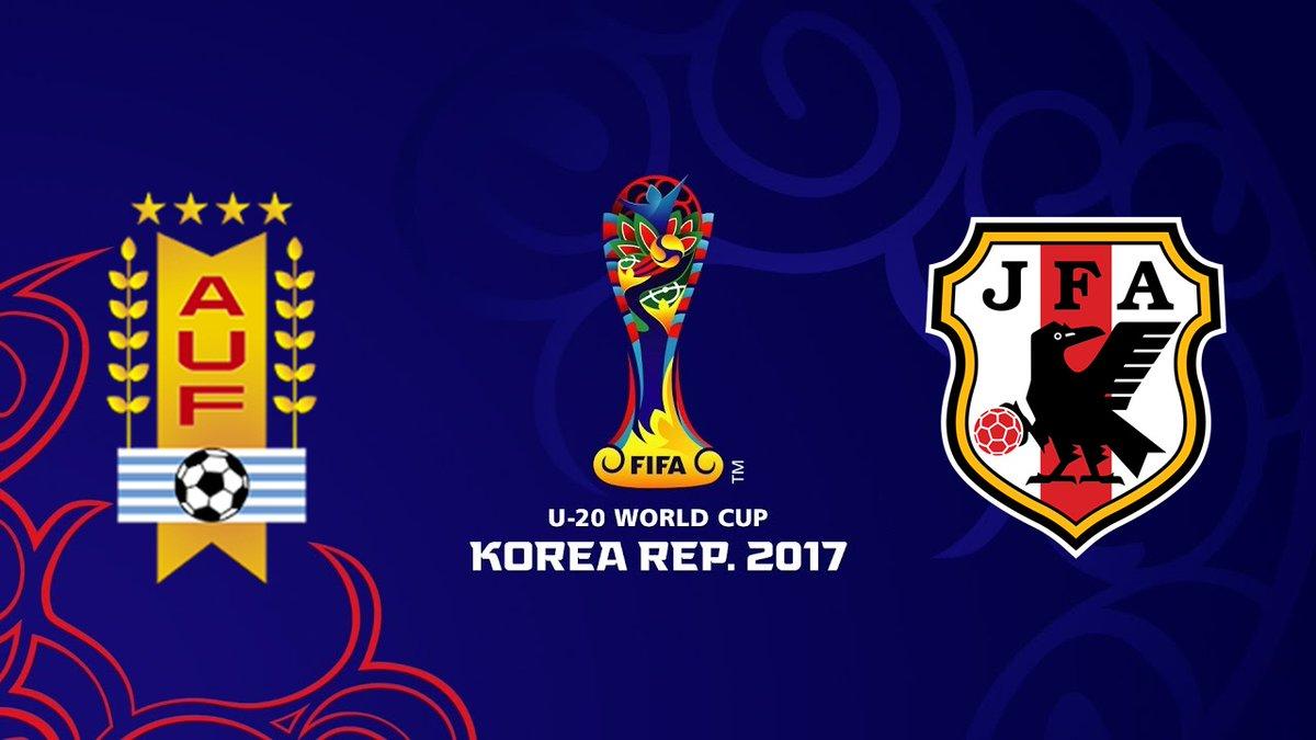 Uruguay enfrenta este miércoles a Japón U20 world cup 2017