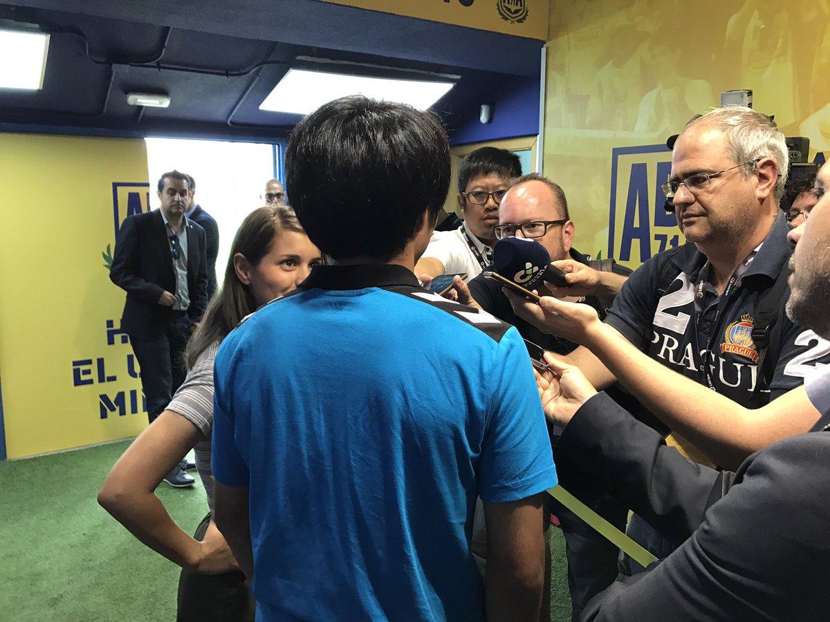 Shibasaki en Alcorcón Estoy muy feliz por el triunfo y por el gol