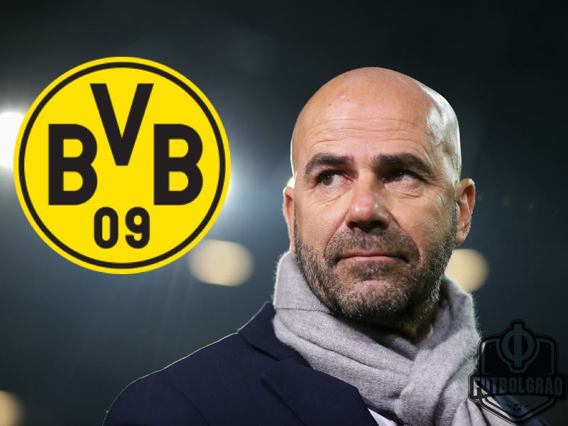 Ajaxs Peter Bosz will be named the new Borussia Dortmund coach today on a deal until 2019