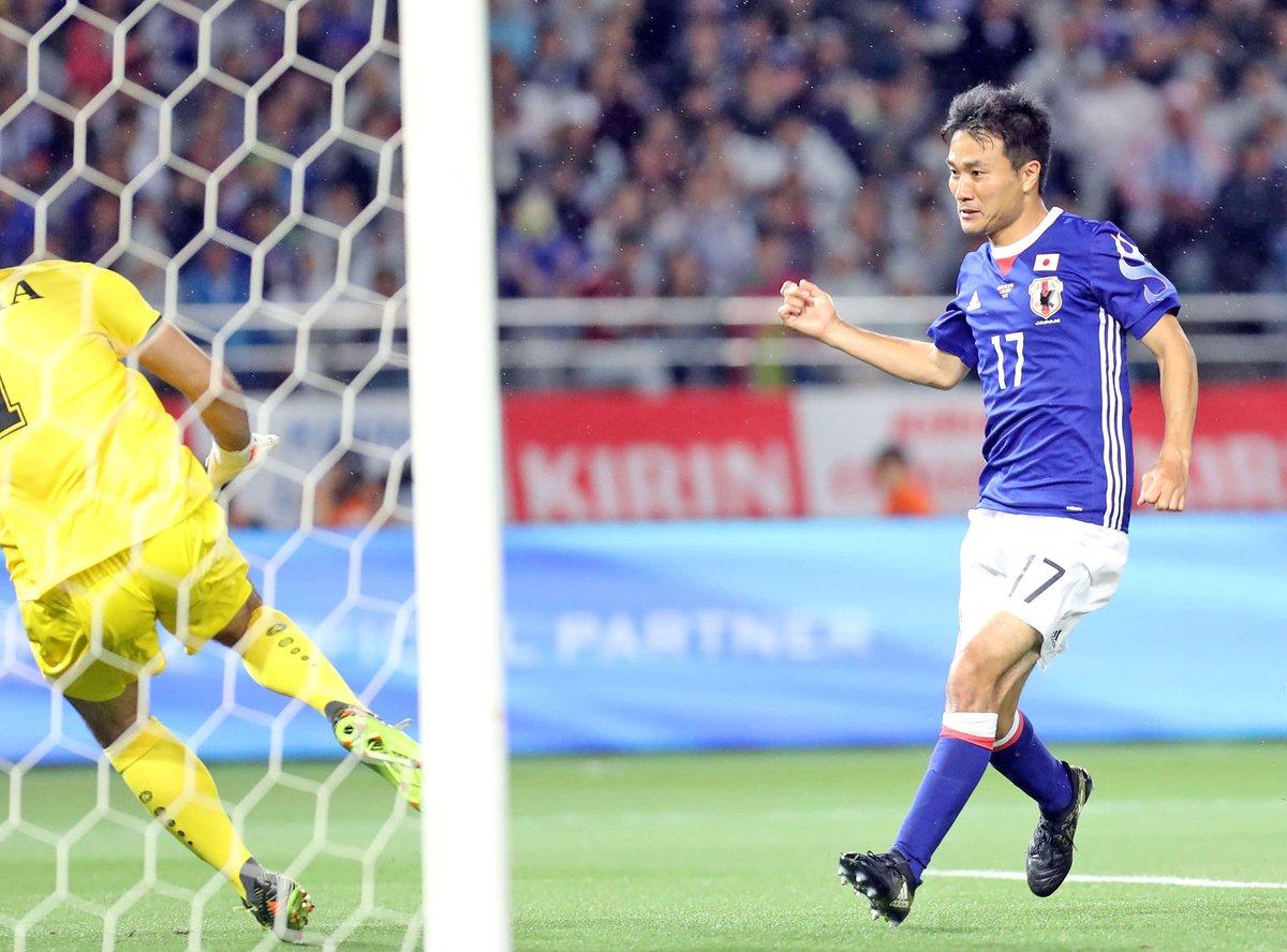 Japan - Syria 1-1 konno goal 2017