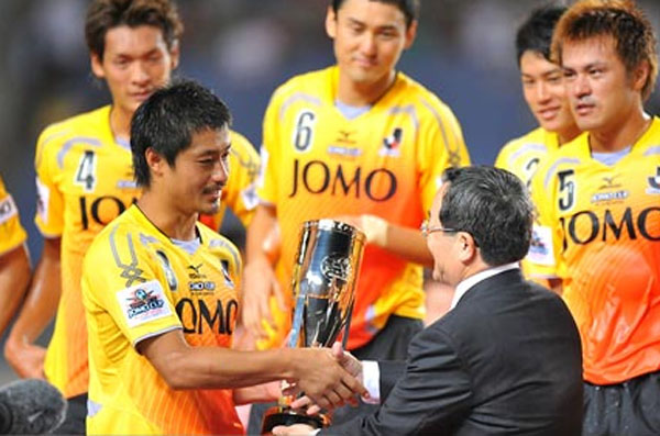 jleague all stars against k league 2009