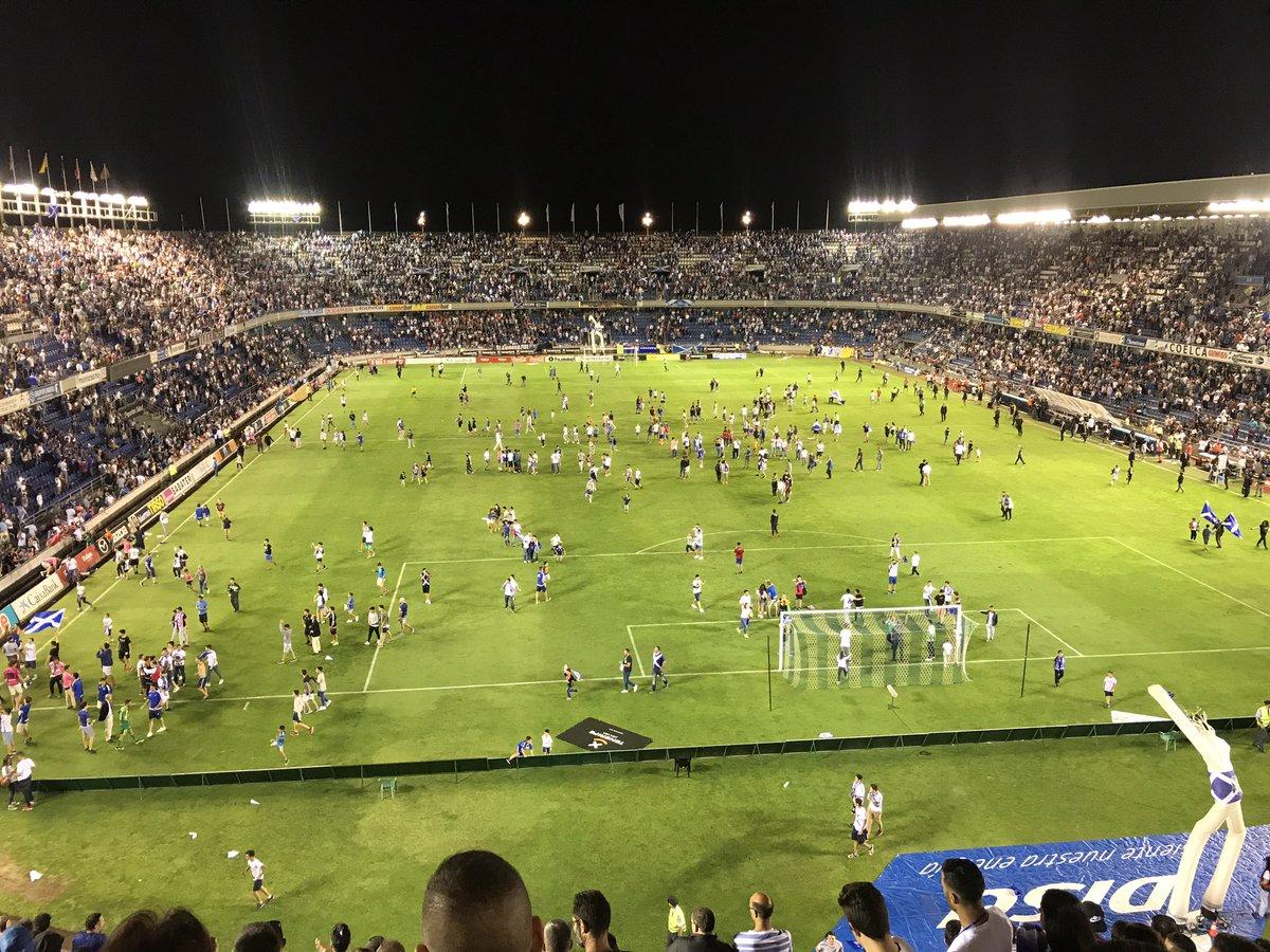Tenerife 1-0 CádizUn gol del japonés iguala el de Aketxe y la mejor clasificación en la liga regular le val