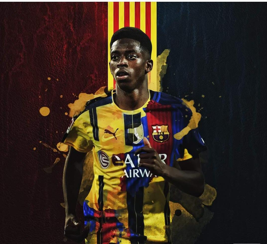 LEquipe Barcelona will go all out for Ousmane Dembele