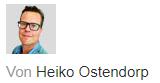 Von Heiko Ostendorp