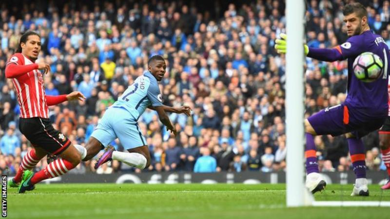 BBC Sport understands that Kelechi Iheanacho is close to making a £25m move to Leicester City