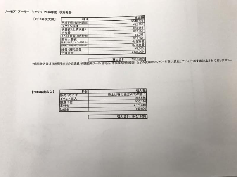 20016年度決算書 (2)