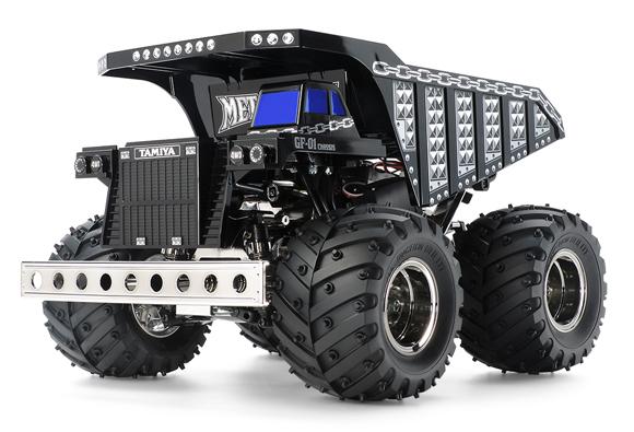 メタルダンプトラック-1