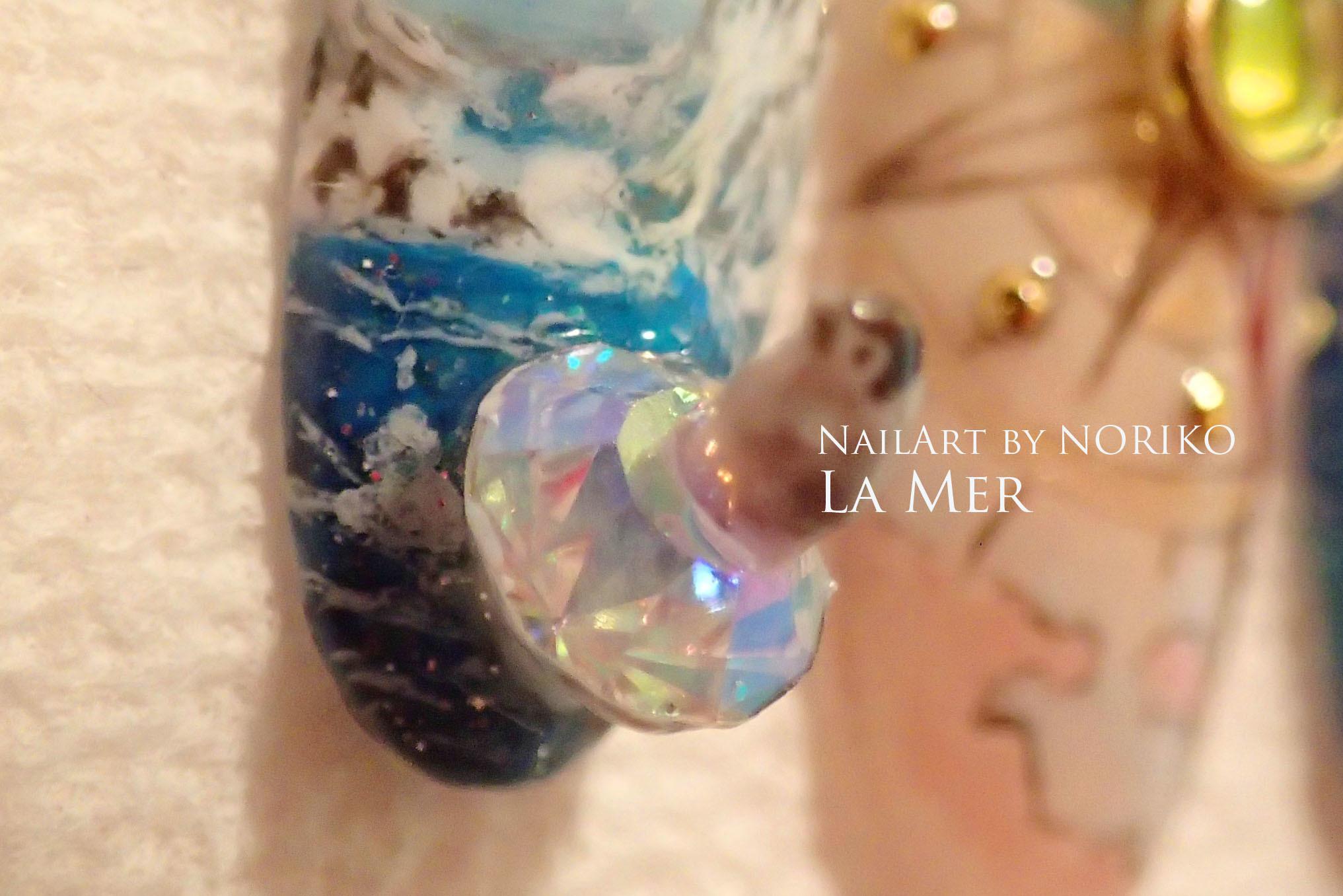 Pregel Award_19 第11回プリジェルアワード受賞アート Nail Artist : NORIKO/ 典子