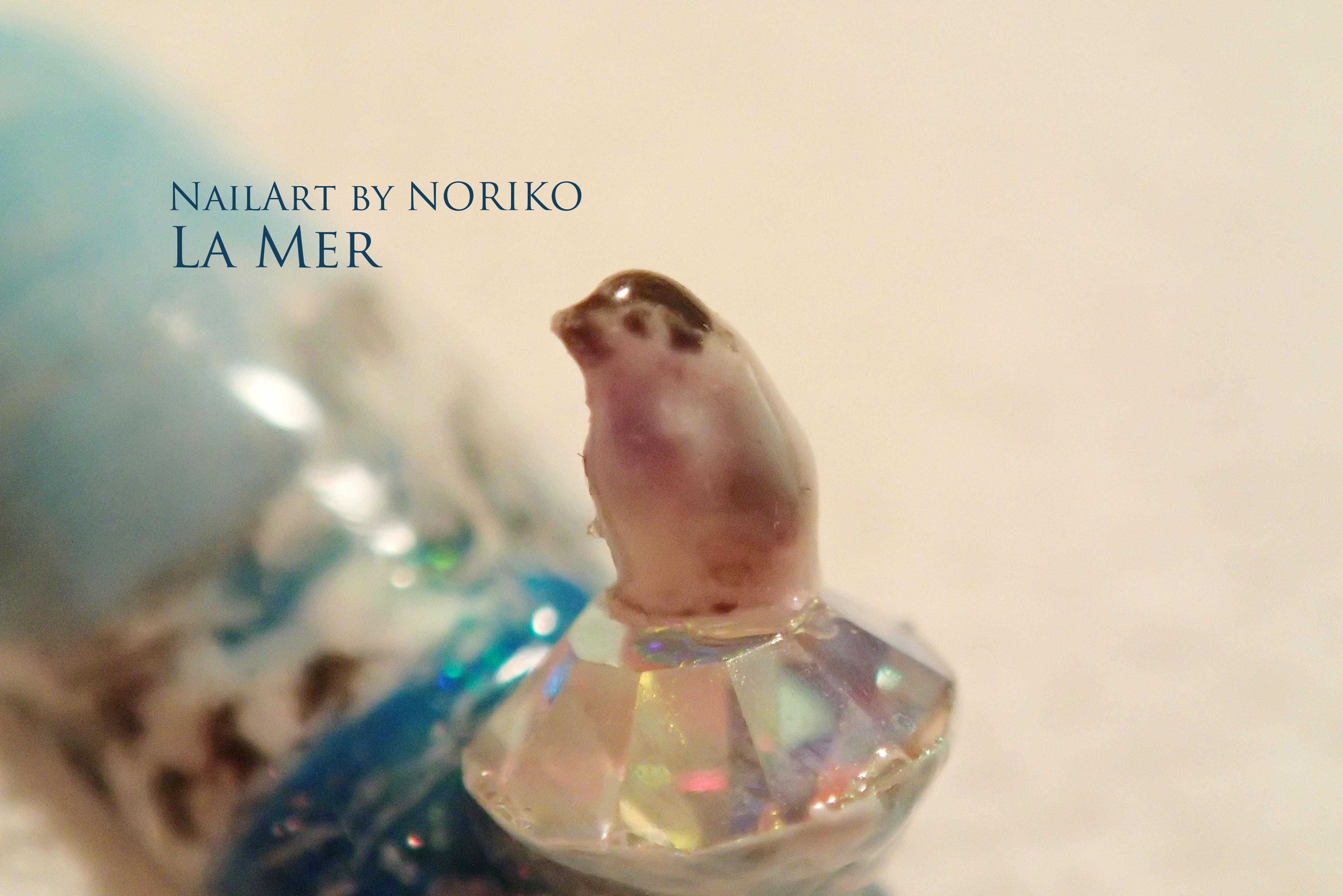 Pregel Award_20 第11回プリジェルアワード受賞アート Nail Artist : NORIKO/ 典子