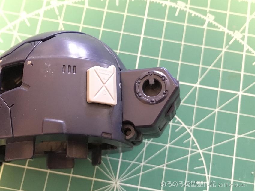 ガシャポン エクシードモデル ザクヘッド_051