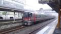 JR西日本227系in呉駅(20170705)