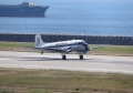 Douglas DC-3A 【スーパーコンステレーション飛行協会/HB-IRJ】[神戸空港・離陸]①(20170519)