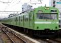JR西日本103系【NS618編成】(20170504)