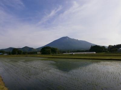 岩手山20170618