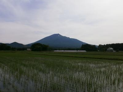 岩手山20170627