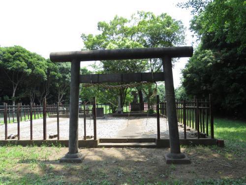 駒井野道祖神-1