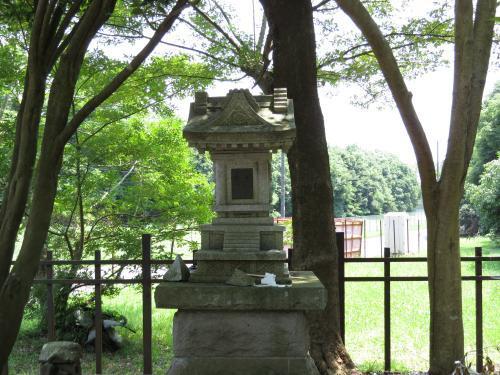 駒井野道祖神-2