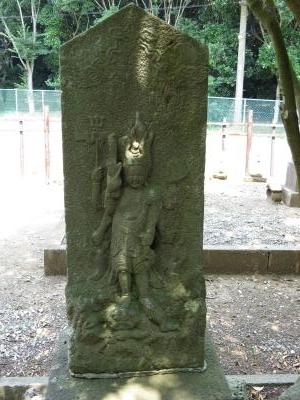 駒井野道祖神-6