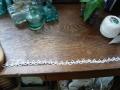 ナンフェア アンティークミシンのテーブル