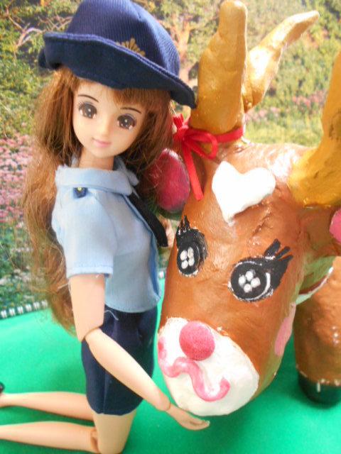ジェニー警官 004